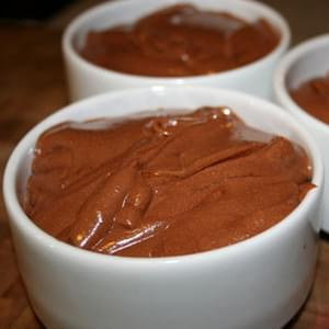Piret's Chocolate Mousse