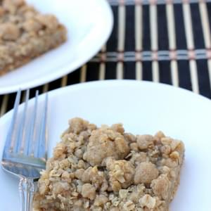 Apple Crumb Squares (aka Easy Apple Crisp)