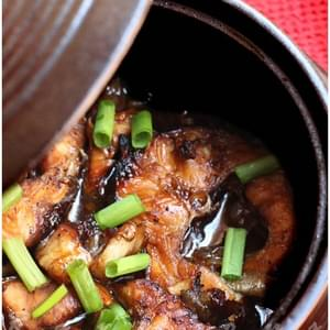 Ca Kho To Vietnamese Braised Fish in Clay Pot