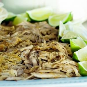 Cynthia's Spicy Shredded Pork