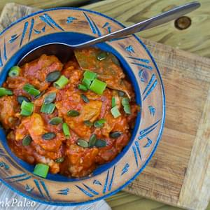 West African Chicken Stew From Well Fed 2