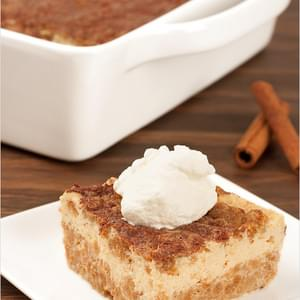 Grape-Nut Custard Pudding
