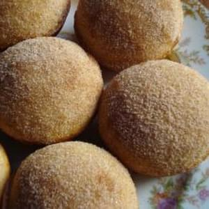 Sugar Donut Muffins (See directions and all recipe info)