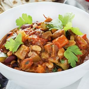 Vibrant Vegetable Chili