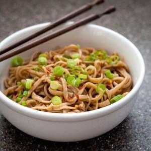 How to Make Buckwheat Soba Noodles from Scratch