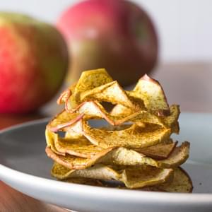 Curry Apple Chips