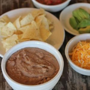 Slow Cooked Homemade Refried Beans