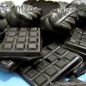 Low Carb Sugar-free Chocolate Bars (for Atkins Diet Phase 1)