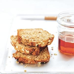 Oatmeal & Honey Bread