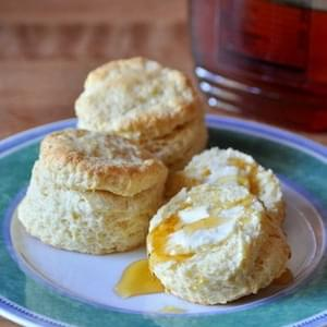 Buttermilk Cornmeal Biscuits