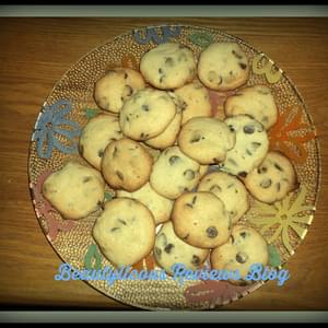 Trina's Famous Chocolate Chip Cookies