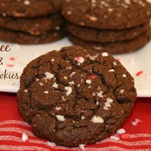 Grain Free  Chocolate Cookie with Peppermint