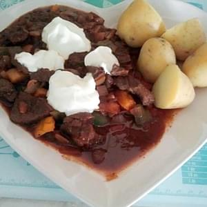 Philippa's Hungarian Goulash