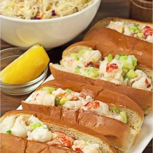 New England-Style Lobster Roll