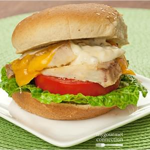 Quick and Healthy Fish Sandwich