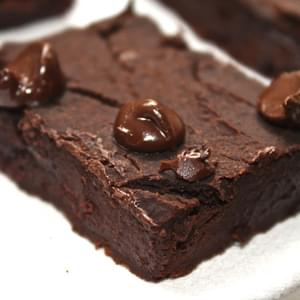 Cinnamon Cacao Brownies