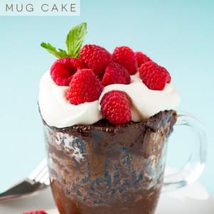 Egg Free Nutella Mug Cake