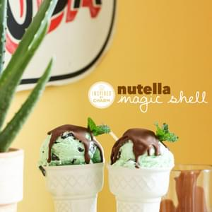 Nutella Magic Shell