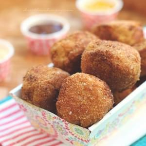 Chicken Nugget Meatballs – Low Carb and Gluten Free