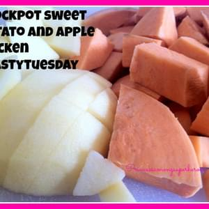 Sweet Potato And Apple Chicken