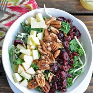 Super Foods Salad with Citrus Dressing