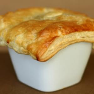 Sweet Potato Pot Pies