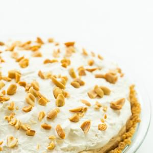 No-Bake Peanut Butter Lover's Pie