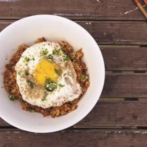 Roy Choi Ketchup Fried Rice