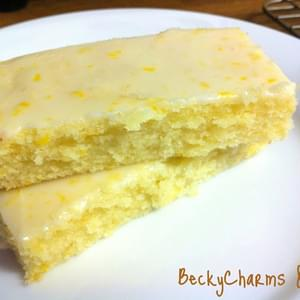 Lemony Lemonies Luscious Lemon Brownies