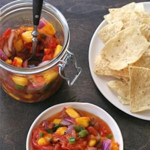 Grilled Salsa