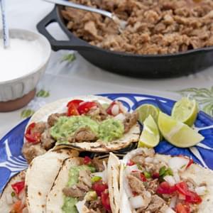 Carnitas Tacos Recipe