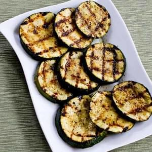 How to Grill Zucchini - Perfect Every Time!