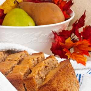 Cinnamon-Spiced Apple Bread
