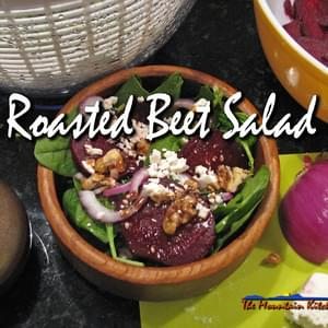 Meatless Monday ~ Roasted Beet Salad