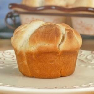 Sweet Honey Dinner Rolls