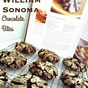 William Sonoma's Crisp Chocolate Bites