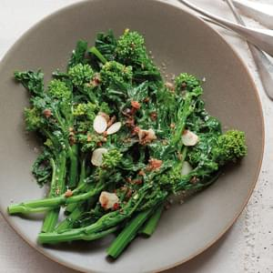 Broccoli Rabe with Garlic and Anchovies