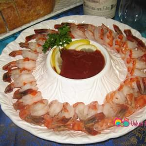 Prawns or Shrimp Cocktail