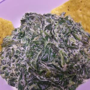 4 Cheese Spinach Dip