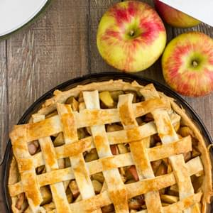 The Best Homemade Apple Pie