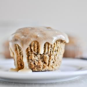 Whole Wheat Banana Spice Muffins