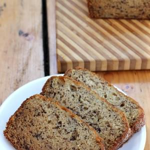 The Best Moist Banana Bread