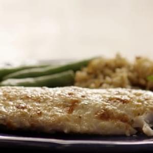 Broiled Tilapia Oreganata Recipe