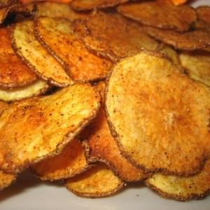Baked Potato/Sweet Potato Chips