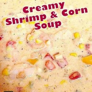 Shrimp and Corn Soup