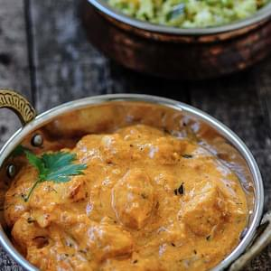 INDIAN BUTTER CHICKEN MASALA