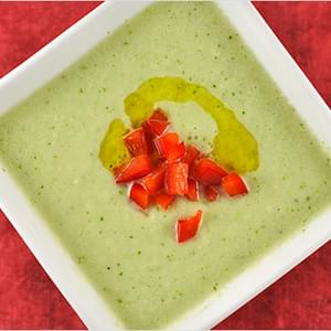 Chilled Cucumber-Yogurt Soup
