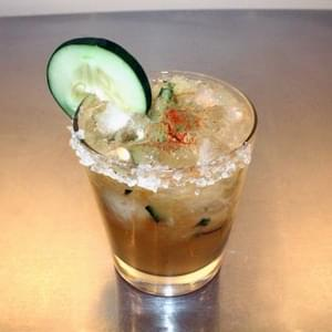 El Guapo Cocktail Recipe With Mezcal