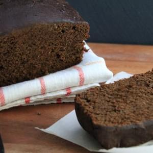 Gluten-Free Gingerbread Loaf
