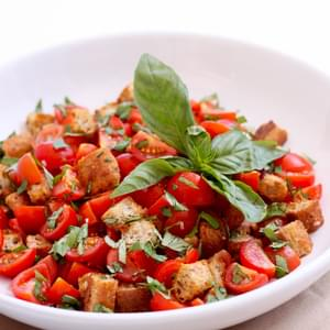 The Best Panzanella You'll Ever Have